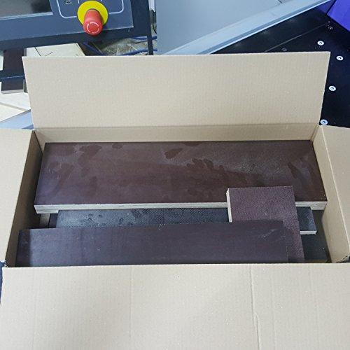 Siebdruckplatte 15mm Zuschnitt Multiplex Birke Holz Bodenplatte 10x30 cm