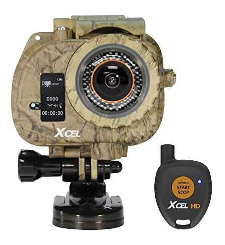 Spypoint Hi-Definition Video 1080p 5MP Hunting Edition, XCEL HD HUNT ED by Spypoint (Videos De Ed)