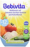Bebivita Makkaroni plus Tomaten-Zucchini, 1er Pack (1 x 500 g)