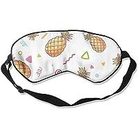 Comfortable Sleep Eyes Masks Cute Pineapple Pattern Sleeping Mask For Travelling, Night Noon Nap, Mediation Or... preisvergleich bei billige-tabletten.eu