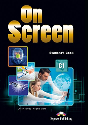On Screen C1 Student's Book (with iebook)