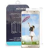 NOVAGO® - Samsung A5 2016 - Film protection écran en verre trempé ultra résistant ( éventuellement contour blanc après la pose de ce modèle)