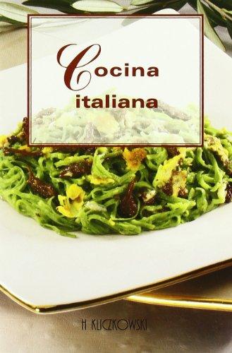 Cocina Italiana por From Hk Books