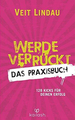 Werde verrückt - Das Praxisbuch: 128 Kicks für deinen Erfolg