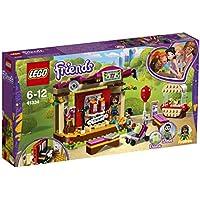 LEGO Friends - Lego Actuación en el parque de Andrea, (41334)