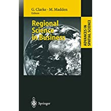 Regional Science in Business (Advances in Spatial Science)