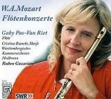 Mozart: Flötenkonzerte Nr.1 & 2 KV 313 & 314/Konzert für Flöte, Harfe und Orchester KV 299