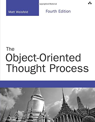 The Object-Oriented Thought Process (Developer's Library)