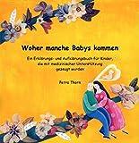 Woher manche Babys kommen.: Ein Erklärungs- und Aufklärungsbuch für Kinder, die mit medizinischer Unterstützung gezeugt wurden - siehe famart.de