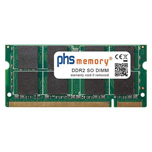 3200 Ddr2-sodimm-speicher (PHS-memory 1GB RAM Speicher für Igel 3200 CX DDR2 SO DIMM 667MHz PC2-5300S)