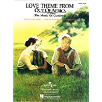 Love Theme From Out of Africa (The Music of Goodbye) (Piano Solo Sheets, Sheet Music)