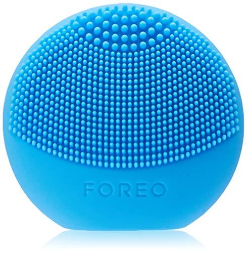 LUNA play FOREO es limpiador exfoliante facial, aquamarine