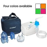 Preisvergleich für Omnibus CN116B Inhaliergerät Inhalator Aerosol Therapie Vernebler Inhalation Kompressor ACHTUNG mit 2 Stecker:...