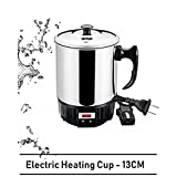 Lavanya Enterprises Metal Electric Kettle (Multicolour, 0.5 L)