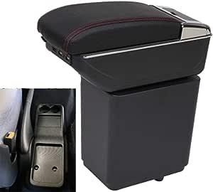 Klhzbm Armlehnenbox Peugeot Partner Autozubehör Handbox Double Layer Für Citroen Berlingo Auto