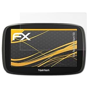 Atfolix - Film de Protection d'Écran pour Tomtom - Start Navigation devices Série (Produit Import)