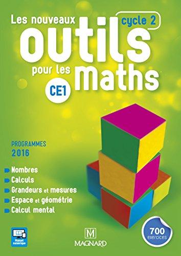 Les nouveaux outils pour les maths CE1