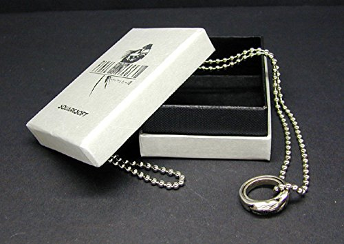 Final Fantasy VIII Rinoa Heartilly Halskette Necklace FF8 Griever Squall Cosplay Costume RPG Cloud Sephiroth RPG XV (Returns Lightning Kostüm Cloud)