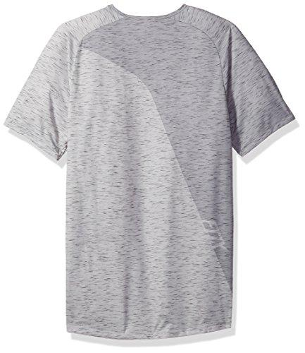 Fox Shirt Seca Grau Meliert Grau