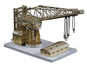Lion Roar r7091-Accesorios de construcción WWII USN Crane Barges III yd33