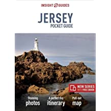 Insight Guides Pocket Jersey (Insight Pocket Guides)
