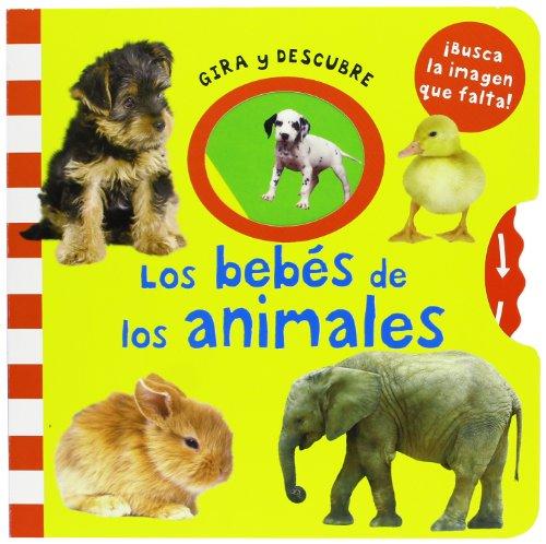 TIC TAC: Los bebes de los animales por Priddy Books