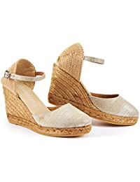 CAPRIUM - Zapatos Mujer , color gris, talla 40 EU