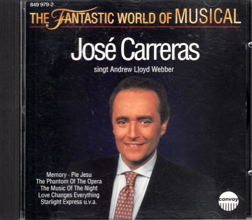 Carreras Sings Lloyd Webber