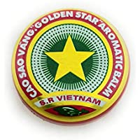 3g Golden Star Balm - Cao Sao Vang (Only From Vietnam) for Couchsurfing by CENTERPHARCO preisvergleich bei billige-tabletten.eu