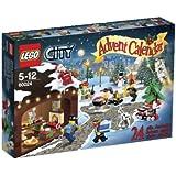 Lego Calendriers de l'Avent - 60024 - Jeu de Construction - Lego City