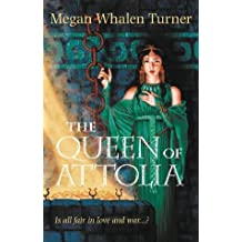 The Queen of Attolia by Megan Whalen Turner (2009-10-02)