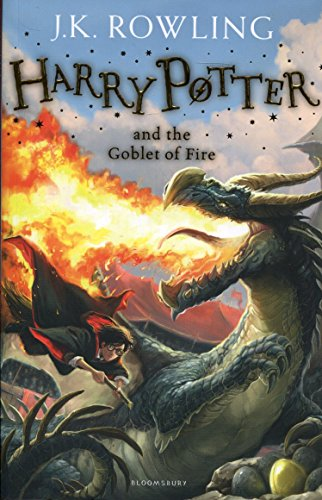 Harry Potter and the Goblet of Fire: 4/7 por J.K. Rowling