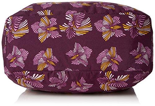 Kipling - Bagsational, Borse a tracolla Donna Multicolore (Herridage Fl)