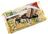 Gullon Zuckerfrei Schokolade Creme Obladen 210gm