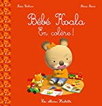 Bébé Koala - En colère ! de Nadia Berkane
