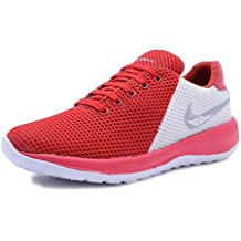Vogue Stack Men's Red Running Shoes (267)