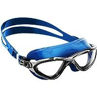 Cressi Planet - Premium Erwachsene Schwimmbrille mit Antibeschlag und 100% UV Schutz - Hohe Qualität