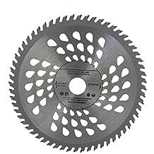Hoja de sierra circular de 160 mm x 22,23 mm x 60 dientes de alta calidad para discos de corte de madera para Bosch Makita Dewalt, etc.
