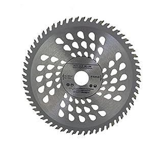 Hoja de sierra circular de 160 mm x 22,23 mm x 60 dientes de calidad superior (sierra de matar) para discos de corte de madera para Bosch Makita Dewalt, etc.