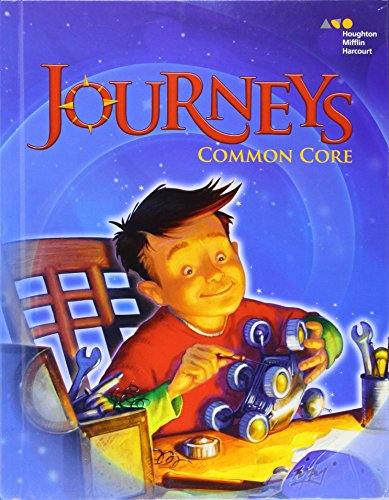 Journeys: Common Core Student Edition Grade 4 2014 (Houghton Mifflin Harcourt Journeys)