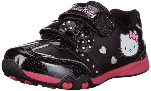 Hello Kitty HK TOURNESOL 294160-21 Unisex-Kinder Sneaker Schwarz (8)