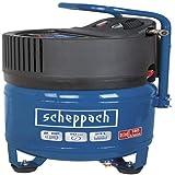 Scheppach Kompressor HC24V, 1 Stück, blau/silber/schwarz, 5906117901