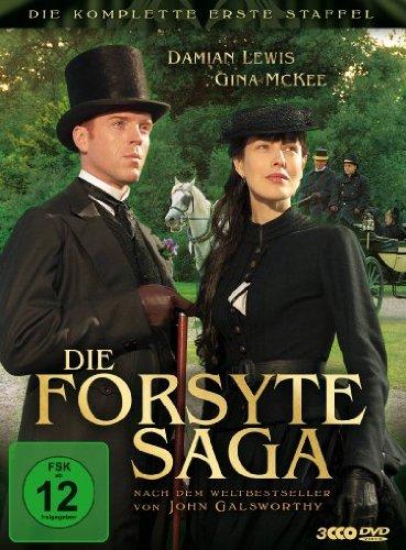 Die Forsyte Saga - Staffel 1 [3 DVDs]