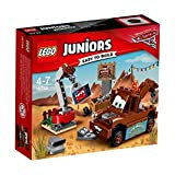 #8: Lego Mater's Junkyard, Multi Color