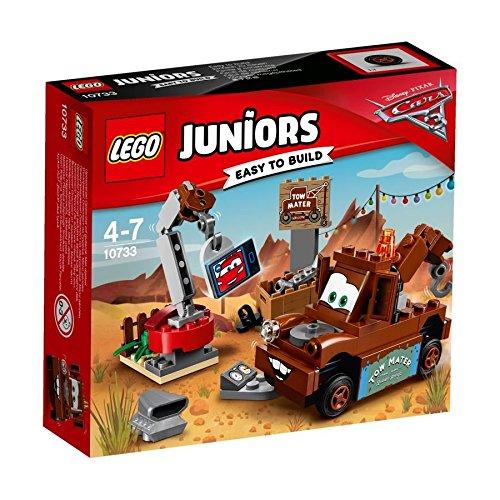 LEGO Juniors 10733 – Hooks Schrottplatz