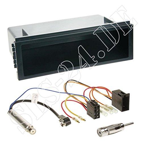 Premium KFZ Adapter Radioadapter ISO Stecker für VW T5 Multivan ab2003