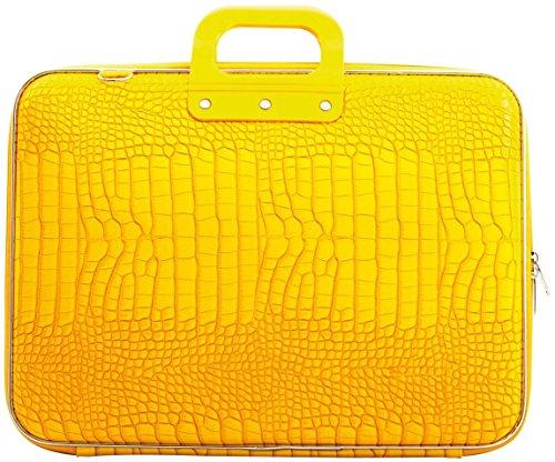 bombata-cocco-briefcase-47-cm-20-liters-yellow