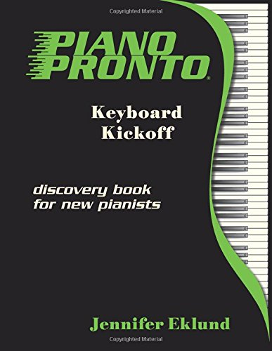 Piano Pronto®: Keyboard Kickoff (Piano Pronto)