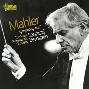 Mahler: Symphony No.9 Import Edition by Israel Philharmonic Orchestra, Leonard Bernstein (2012) Audio CD