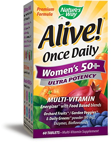 natures-way-alive-once-daily-womens-50-ultra-potency-60-tablets